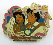 Disney World 2000 Jasmine Aladin Wedding Limited Edition 5000 Trading Pin ~DP10