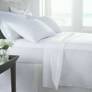 400 Thread Count Egyptian Cotton Duvet Cover Quilt Cover Bedding Set Sheet New