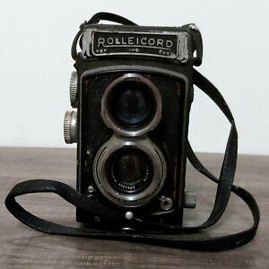 Rolleicord III TLR Camera (Franke & Heidecke) w/Xenar 1:3,5/75 Len # 1312567