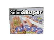 Salon Shaper Cordless Home Manicure System Nails 5-in-1 Trimming Sets