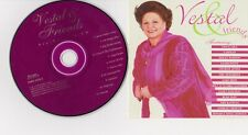 Vestal Goodman –Vestal & Friends PROMO CD Vince Gill Dolly Parton Carman Gospel