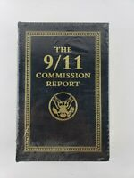 Easton Press, The 9/11 Commssion Report, NEW, Collector's Edition