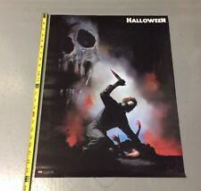 Vintage 2008 Friday the 13th Poster Halloween 17x24 in never previously displaye