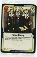 Mint Sealed New Killer Bunnies Promo Psi Corps