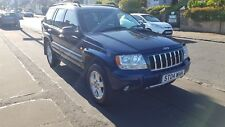 Jeep Grand Cherokee 2.7 CRD Overland Cheaper road tax