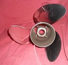 Mercury Enertia 13.625 x 21 Stainless Steel Propeller 48-899003-21 (214-17)