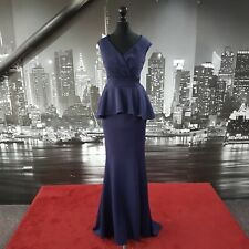 Fishtail Dress (Navy-Size 8) Prom, Cruise, Ball, Wedding, Bridesmaid, Pageant