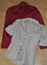 2 Mädchen/ Damen Blusen Gr 34 u.38