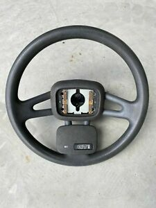 Suzuki Swift GTI MK2 Original Steering Wheel OEM JDM - Very Rare