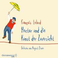 FRANCOIS LELORD - HECTOR UND DIE KUNST DER ZUVERSICHT - AUGUST ZIRNER  5 CD NEU