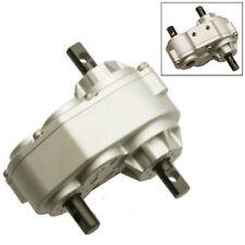 CNC Transmission Transfer Gear Box Case For RC SCX10 D90 4WD 1:10 Crawler Car