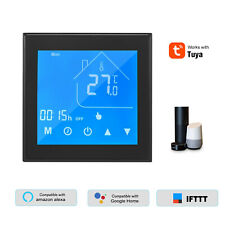 WiFi Smart Thermostat Tuya App Control LCD Display for Alexa Google Home X6Q2