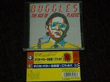 Buggles The Age Of Plastic Japan CD Geoffrey Downes Trevor Horn