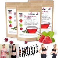 HOT Tea Weight Loss Tea Slimming Diet Burn Fat Burning Detox Teabags Strawberry