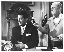DEAN MARTIN & JOSEPH RUTTENBERG Original Vintage 61 CANDID Movie Film Photo ADA