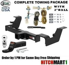 "FITS 2002-2007 BUICK RENDEZVOUS CLASS 3 CURT TRAILER HITCH PACKAGE w/ 2"" BALL"