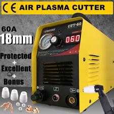 Pilot ARC Air Plasma Cutter 60Amp CUT60 Inverter Cutting Machine 110/220V