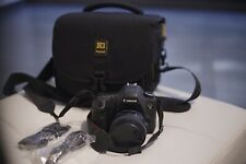 NEW-LOOKING CANON 6D (Body Only) WITH A NICE CAMERA BAG