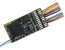 Roco 10890 decodificador sonido 8 patillas NEM 652 railcom