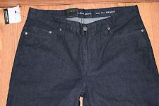 NWT Mens Calvin Klein Dark Rinse Wash Straight Leg Jeans Pants 40 W 32 L