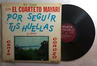 Corozo Asi Cante con El Cuarteto Mayari NORCA LP-247 LP VG+ LP#0912