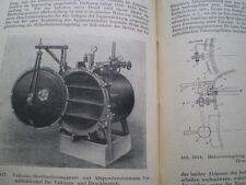 Die Vakuum Imprägnierung - DDR Buch 1951 Imprägniertechnik Holzimprägnierung ...