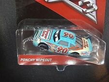 DISNEY PIXAR CARS 3 PONCHY WIPEOUT BUMPER SAVE 2017 SAVE 5% WORLDWIDE FAST
