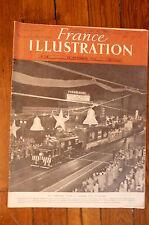 France Illustration N°112-22 Nov 1947-les bombardiers géants,les trésors de Vien