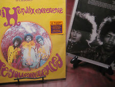 JIMI HENDRIX ARE YOU EXPERIENCED 180 Gram Sealed LP COLLECTORS Rare LOW #D 250