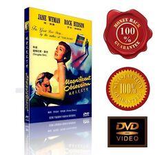 Magnificent Obsession - Jane Wyman, Rock Hudson - (1954) - NEW DVD