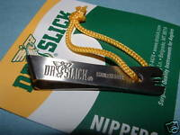 "Dr Slick Off Set Nipper Satin Fishing Clipper Pin and File 2"" NSJO Nippers"