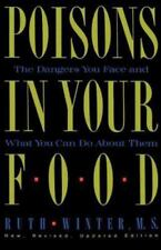 Poisons in Your Food: The Dangers You Face and What You Can Do about T-ExLibrary