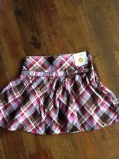NWT BG gymboree girl 2012 Plaid skirt size 4