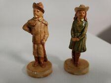 Sebastian Miniatures Buffalo Bill Cody & Annie Oakley