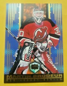 1998-99 Pacific Dynagon Ice #108 Martin Brodeur Devils