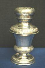 Alte Wien (Old Vienna) Silver Sugar Shaker or Castor