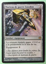 MTG MAGIC Carte MARTEAU DE GUERRE LOXODON 31/81 Decks Knights vs Dragons