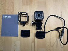 GoPro HERO5 Session HD Action Kamera Wasserdicht - Schwarz (CHDNH-B16)