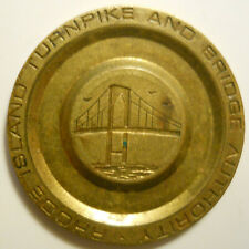 Claiborne Pell Bridge (Newport, Rhode Island) transit token - RI521I