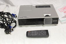 Hitachi CPX1 3 LCD Projector with Remote & Case 2,000 ANSI lumens (100-240V)
