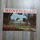 Monticello - The Home Of Thomas Jefferson - Vintage