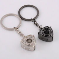 3X(Gift Automobile Refitting Rotor Engine Keychain Key Ring Pendant Waist H5C5)