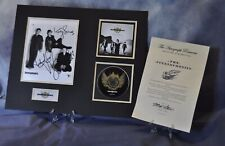 Stereophonics Signed Certified autographed vintage  16 X 20 CD  display + COA