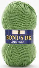 Hayfield Bonus Double Knit 100g - Complete Range