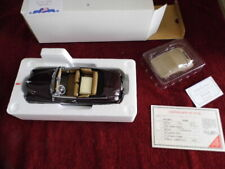 DANBURY MINT LE 1949 MERCURY CONVERTIBLE..1:24..UNDISPLAYED WITH TITLE