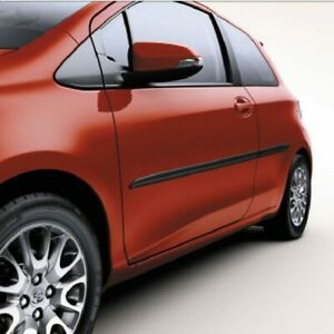 Toyota Yaris (2005-2013) Side Mouldings- PZ415-B1850-00