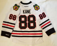 NEW w/tags Chicago Blackhawks Jersey Patrick Kane youth boys Larg/XL Girls m $70