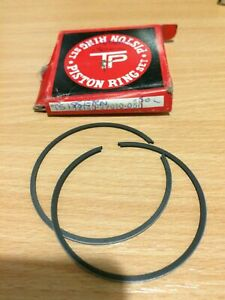 Suzuki TS185ER NOS Piston Ring Set 12140-29010-050  0.50 oversize (Japanese)