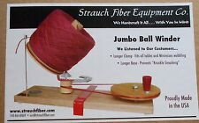 Jumbo Strauch Ball Winder up to 16 oz Yarn Ball