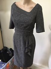 SZ 8 (4) WHITE HOUSE BLACK MARKET DRESS  *BUY FIVE OR MORE ITEMS GET FREE POST